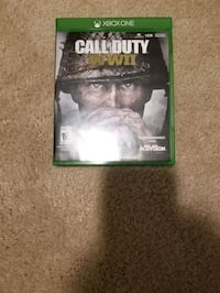 Call Of Duty WW2 XBOX 1 Console game