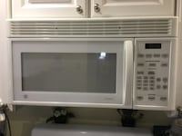 GE Microwave all hardware included Chicago, 60609