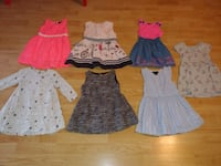 18/24 mois lot 7 robes Laval, H7G 4T5