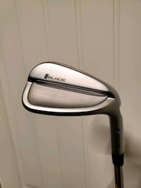 Ping iblade iron set 5-pw blue dot stiff flex n.s. Savannah