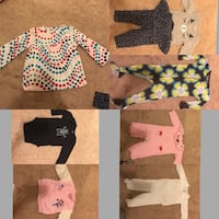 Baby Girl Clothes 6-12 months Chantilly, 20152