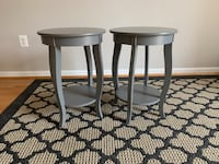 Plant/lamp stands- set of 2 Fairfax, 22030