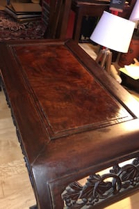 Coffee table(1900s)- 3 feet long,17 inches wide,12 inches off ground Arlington, 22201