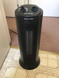 Black tower heaters fan pelonis Sunnyvale, 94085