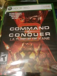 Command And Conquer. Neuf encore emballé