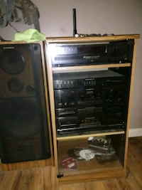 Pioneer/Sony stereo Canal Fulton