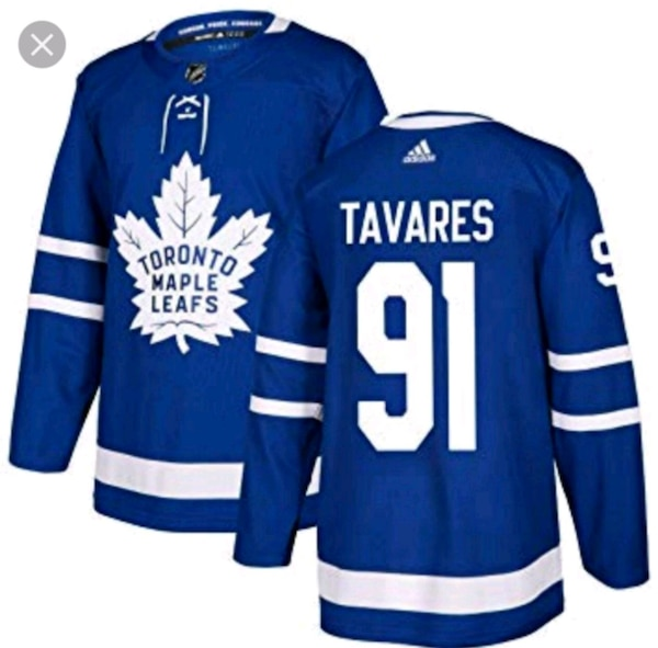 622fb3f72 Used Toronto Maple Leafs Adidas Matthews Taveras Jersey for sale in ...