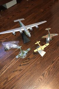 Ww2 replica fighter and bomber planes with spare parts Cambridge, N1S 1H1