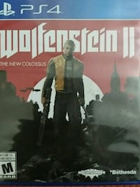 Wolfestein 2 the new colossus Toronto, M1H 1P4