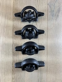 4 Genuine Toyota Tacoma/Tundra Bed Cleats Herndon, 20171