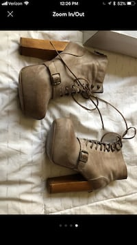 Steve Madden boots Los Angeles, 90027