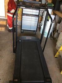 black and gray automatic treadmill Cambridge, N1R 7C9