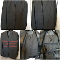 Men suit  Edmonton