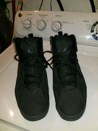 pair of black Air Jordan basketball shoes Salinas, 93901