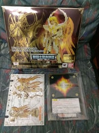 myth cloth ex Virgo Bandai  Madrid, 28041