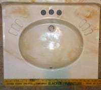 white and brown ceramic sink Brigham City, 84302