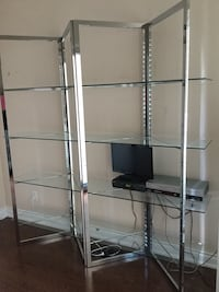 Glass display unit Vaughan, L6A