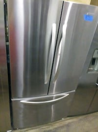 stainless steel bottom-mount refrigerator Baltimore, 21223