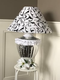 Free delivery today /Handcrafted table lampshade Surrey, V4N 5R4