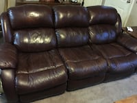 3 piece leather set  Nashua, 03062