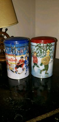 LIMITED EDITION TIM HORTON'S COLLECTOR SERIES TINS Montreal, H9H 2P5
