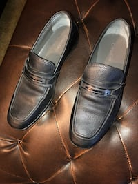 Calvin Klein black loafers size 9.5 Brooklyn, 44144