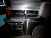 LG Truesteam dryer and LG Waveforce washer - Used and sold as pair