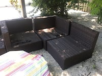 Bases for outdoor sectional Surfside