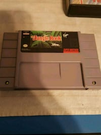 The Jungle Book for SNES Mesa, 85204