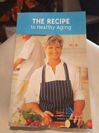 The Recipe to healthy aging cook book Midland, 79701