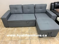 Brand new Fabric Sectional Sofa Bed Toronto, M1P 3C2