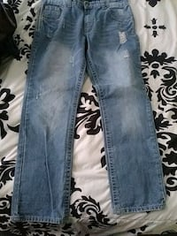 36x32 mens jeans euc Fort Smith, 72901