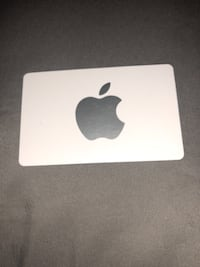 Apple Gift Card WASHINGTON