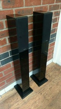 TANNOY 2 home theater towers. Mint Montréal, H2S 1R2