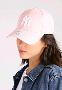 New Era cap pink Lady Frogner, 0265