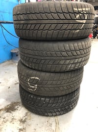 205/55R16 winter tires Dartmouth, B2W 5G6