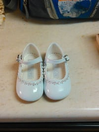 Baby pageant shoes