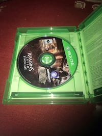 Xbox one Assassins Creed Syndicate obo Calgary, T2X 0Y9