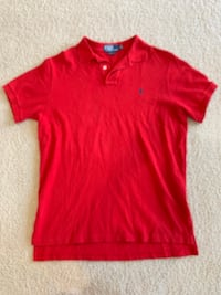 Men's Ralph Lauren golf shirt - Size Medium