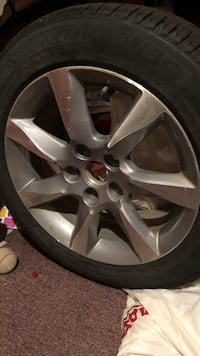 Original rims for 2012 Acura TL, good condition Rims only