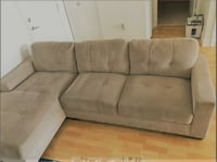 Sectional Sofa -Like New Kendall West