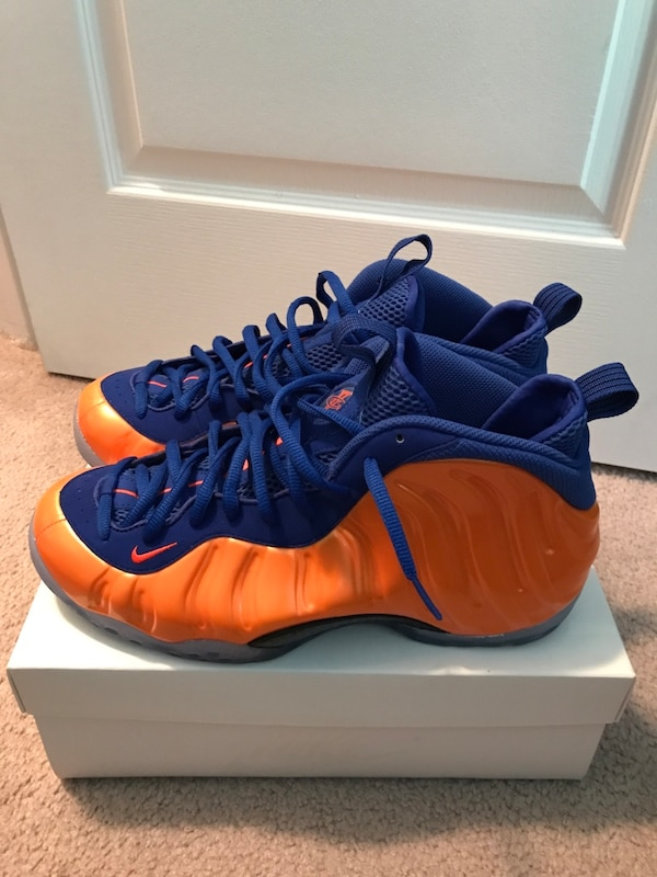 c3658155179 Used Nike Men s Air Foamposite One (Size 12). Great condition and only worn  twice. If interested please contact me. for sale in Sandy Springs