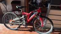 Mountain bike bicicletta 6774 km