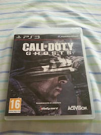 Videojuego Call of Duty Ghosts PS3 Móstoles, 28936