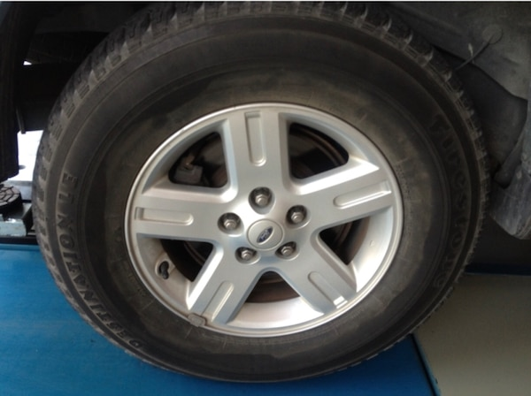 3 Firestone tires in great condition for Ford Escape (reduced) 7eb90aea-8b37-49ed-a8eb-857725481db9