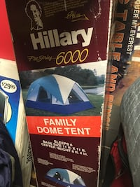 Large Family Size Tent *****EXCELLENT CONDITION*****