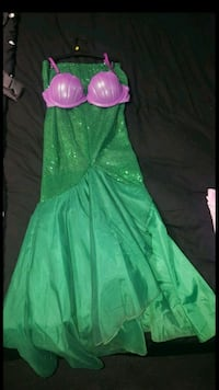 Little Mermaid Costume Pomona, 91766