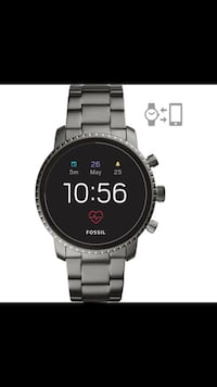 Fossil men's generation 4 smartwatch 49 km