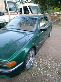 BMW FOR PARTS OR WHOLE. Fresno, 93705