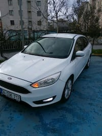 2014 Ford Focus Yeni TREND X 1.6TDCI 95PS 4K Istanbul